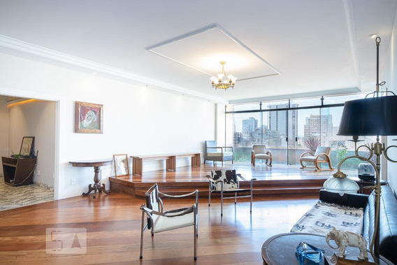 Apartamento Para Aluguel - Santa Cecília, 4 Quartos, 450 - 893054861