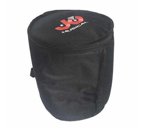 Imagem 1 de 4 de Capa Bag Repinique 10 Pol. X 30cm Jô Musical