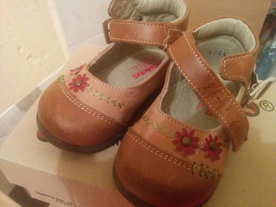 Zapatos Andanenes Cafés