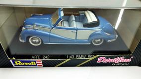 Bmw 502 Cabrio 55 1:43 Revell Platinum Ñ Minichamps Senna F1