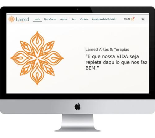 Imagem 1 de 6 de Criação E Desenvolvimento De Websites - Sites Institucionais