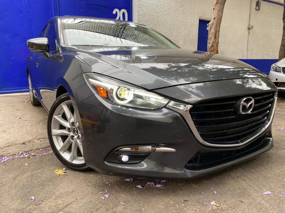 Mazda 3 2018 S Grand Touring Hatch Back