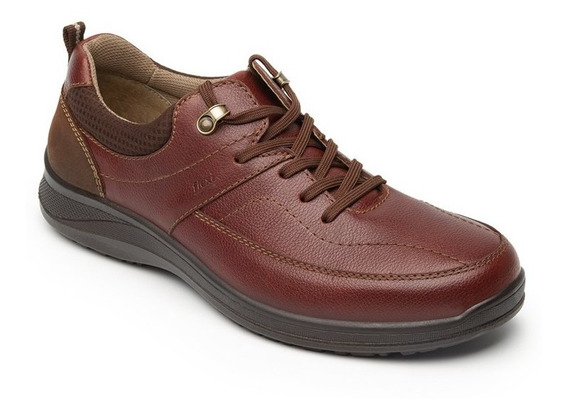 Zapato Casual Caballero 50806 Flexi Marron