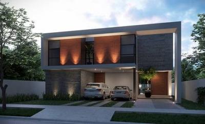 Residencia Nueva En Venta, Privada Oasis Lote 38, Yucatán Country Club
