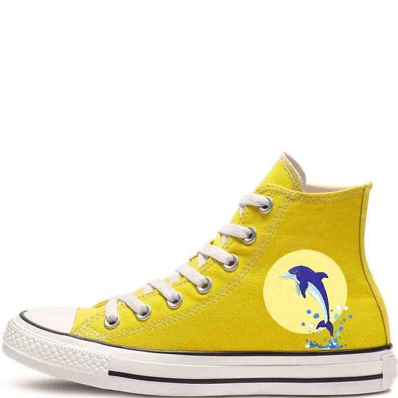 Zapatos Delfin Bonitos Decorados Hermosos Envio Gratis 009
