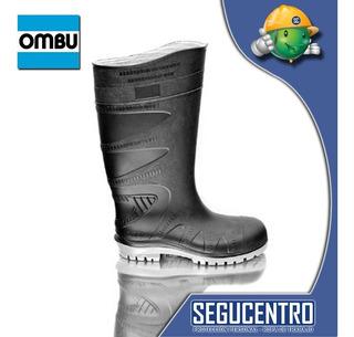 Bota Ombu Local Centro Distr. Of. Talles 36 Y 45
