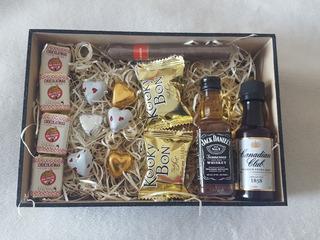 Caja Regalo Hombre/mujer Jack Daniels, Cumpleaños