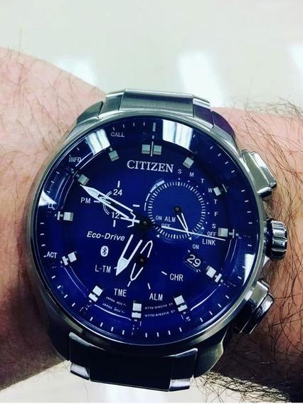 Relógio Citizen Proximity Bluetooth Estado De Novo