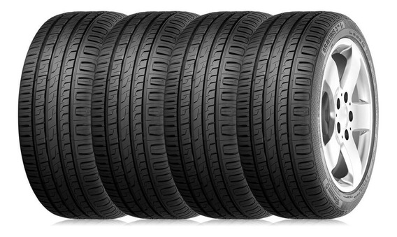 Kit 4 Pneus 215/45r17 Barum Bravuris 3 Hm 91y By Continental