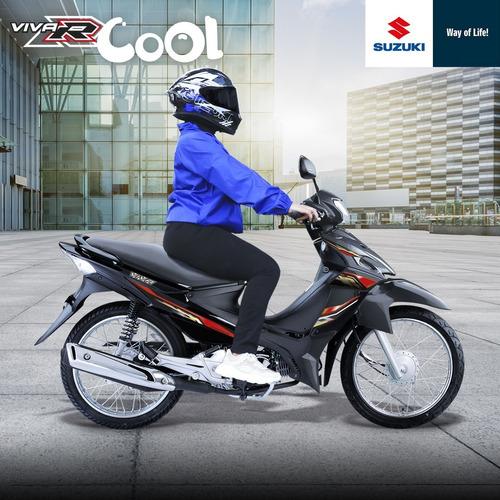 Suzuki  Viva R Cool Euro 3