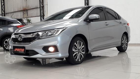 Honda City Ex 1.5 Único Dono 2018 Só 61,999