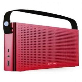 Bocina Naceb Technology Na-0301r Rojo Bluetooth /v
