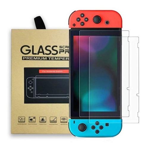 Vidrio Protector Pantalla Templado Premium Nintendo Switch