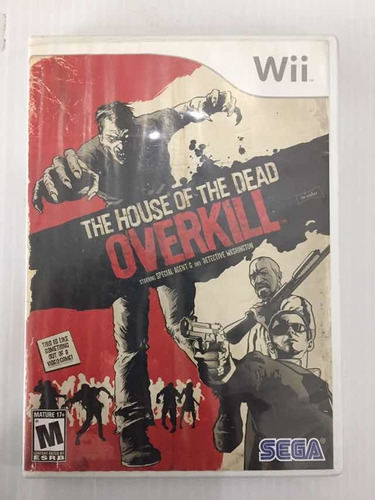 The House Of The Dead Nintendo Wii