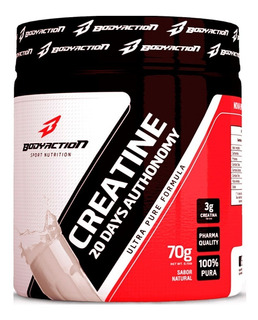 Creatine 20 Days Authonomy 70g - Bodyaction - Promoção