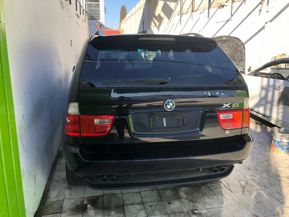 Bmw Solo X Partes X5 Blindada 2005 V8 4.4 Blindada