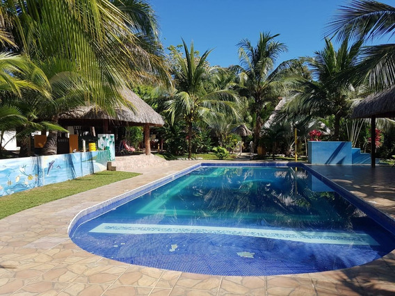 Venta De Complejo Hotelero En Las Lajas #19-2693hel**
