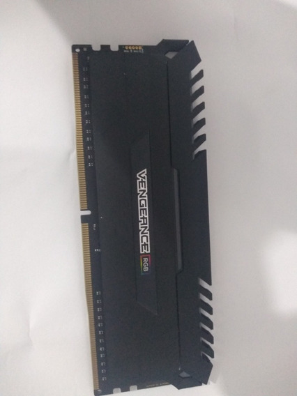 Memória Ram 3200 Mhz 8gb (1x8)