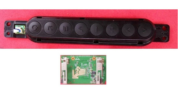 Botões, Modulo Wifi P/ Tvs Lg 42ln5700 47ln5700 + Garantia