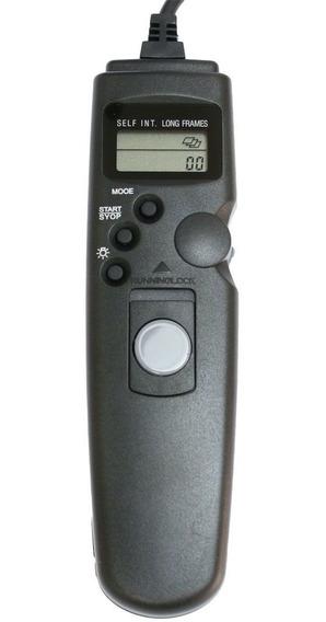 Cabo Disparador Time Lapse Sony Rm-s1am Alpha A100/a200/a300
