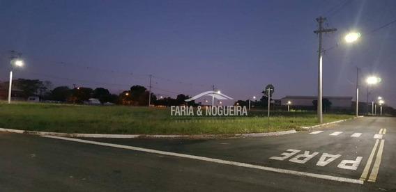 Loteamento Residencial Jardim São José, A Partir De 160 M² Por R$ 93.000 - Assistência - Rio Claro/sp - Te0089