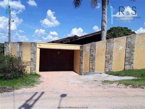 Chácara Com 4 Dormitórios À Venda, 1383 M² Por R$ 980.000,00 - Monterrey - Louveira/sp - Ch0024