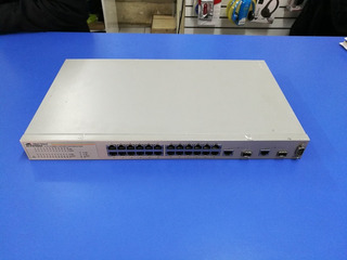 Allied Telesis At Fs750/24- Websmart Switch