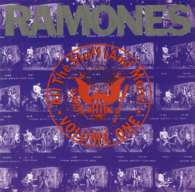 Cd Ramones - All The Stuff (and More) Vol. 1