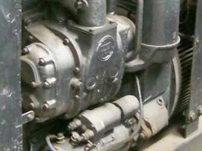 Motor Gm 2-71 Diesel De 2 Cilindros,made In Usa,a Revisar