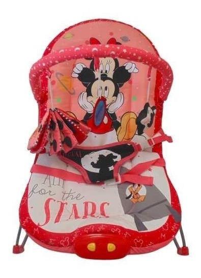 Bouncer Priori Disney Minnie Rosado Dis-bmn