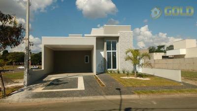 Casa Com 3 Dormitórios À Venda, 149 M² Por R$ 650.000 - Condomínio Campos Do Conde Ii - Paulínia/sp - Ca0346