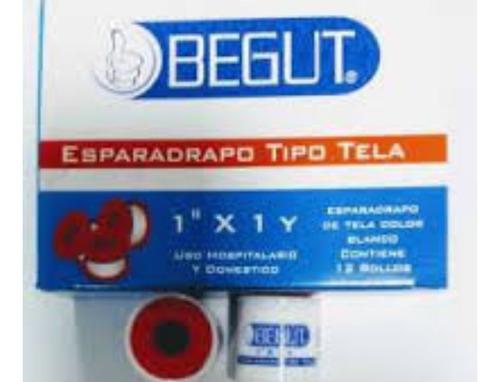 Esparadrapo Tela  1   X 1 Y Marca - Unidad a $2526