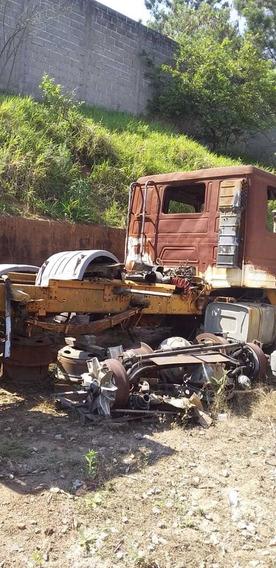 Caminhão Scania 113 H 360 Cv Queimado