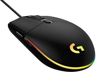 Mouse Gamer Logitech G203 Lightsync Rgb