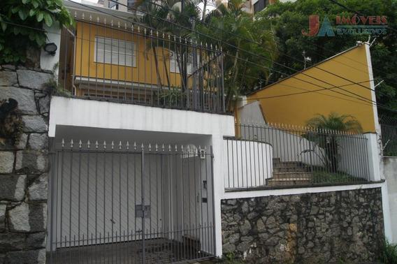 Casa Comercial Para Locação, Pacaembu, São Paulo - Ca0366. - Ca0366