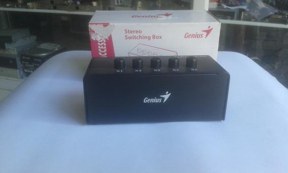 Switching Stereo Box Genius