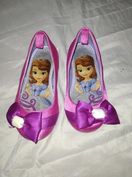 Zapatillas Disney De Niña
