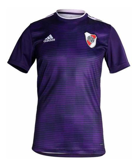 Camiseta River Plate Violeta 2019 Oferta Suplente