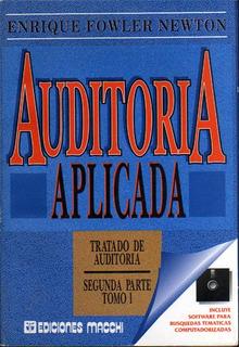 Auditoría Aplicada, 2 Tomos - Enrique Fowler Newton