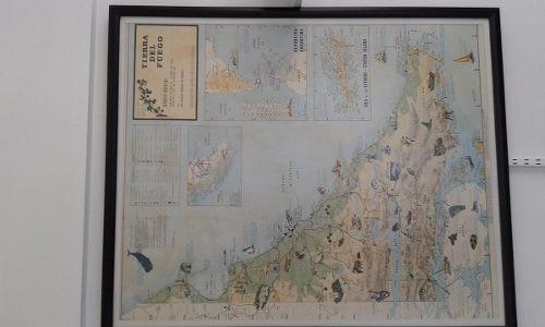 Mapas Antiguo Ta Del Fuego X Rae Natalie Prosser