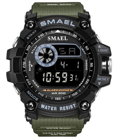 Relógio Esportivo Estilo Militar Smael