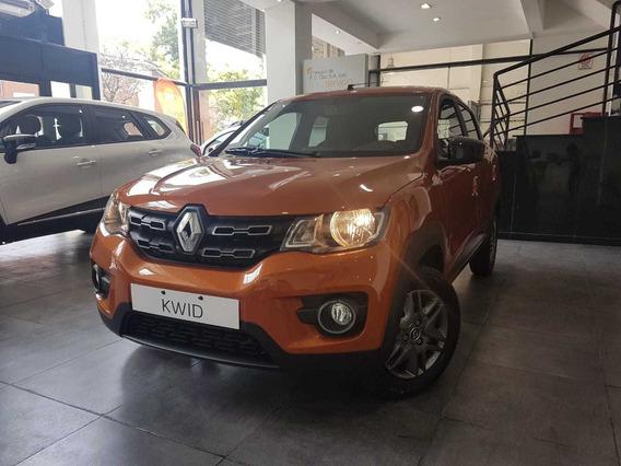 Renault Kwid 1.0 Sce 66cv Iconic Tasa 0.0% (ra)