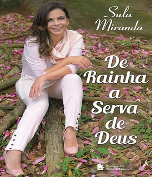 Livro De Rainha A Serva De Deus