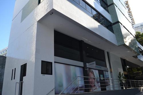 Sala Comercial, Locação, Vista Mar - Vitória  - 501