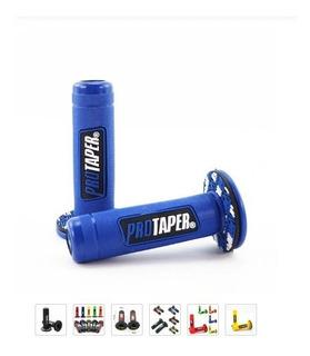 azul Pro Taper Agarre para manillar 22 mm de di/ámetro para MX KTM