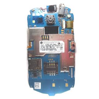 Placa Funcionando Celular LG Neosmart C300 Qwerty Original