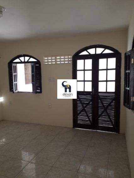 Eleven Imoveis, Casa Com Escritura Na Rua Da Ilha Em Itapuã A Venda Com 3/4. - Cs00447 - 34227751
