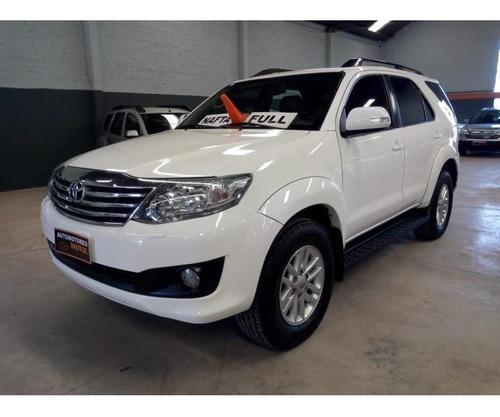 Toyota Hilux Sw4 Vvti Srv 7 Asientos 2.7 2013