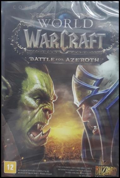 World Of Warcraft: Conjunto De Expansão Pc Lacrado Física