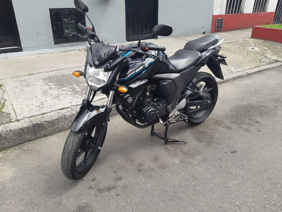 Yamaha Fz-s Fz 2.0 Negra